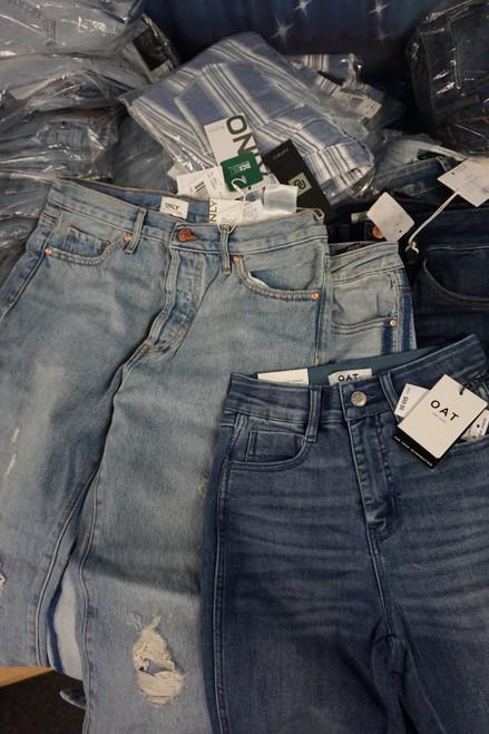 45pc Womens Jeans NUMERO Flying Monkey OAT & More #24910M ( w-9-1)