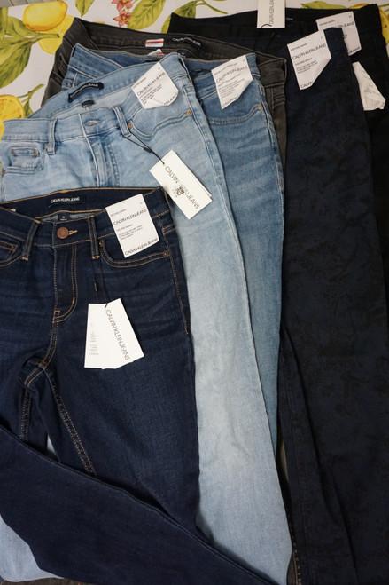 32pc Womens Calvin Klein Jeans #25914M (m-4-6 )