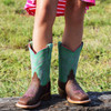 Anderson Bean Girls Boot, Minty Fresh to Death