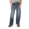 Wrangler® 20X® No. 42 Vintage Boot Boys Jean, Canyon Lake Wash