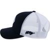 Dallas Cowboys x Hooey Snapback, Navy / White