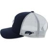 Dallas Cowboys x Hooey Snapback, Navy / Gray