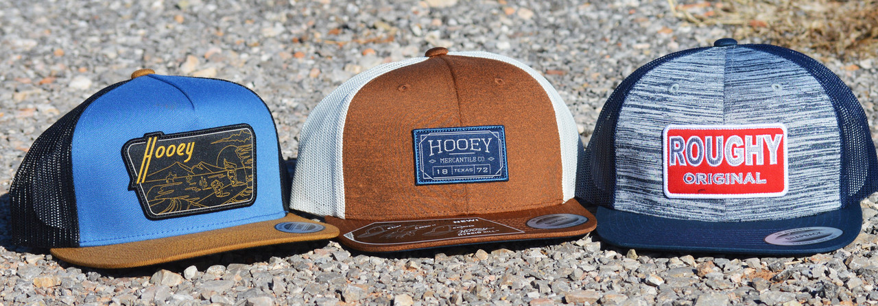 7e82e3ac236c9 Hooey Caps