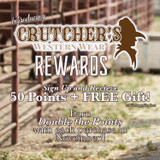 Crutcher's Introduces Rewards Program