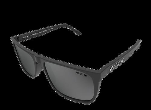 Bex Jaebyrd II Sunglasses, Black