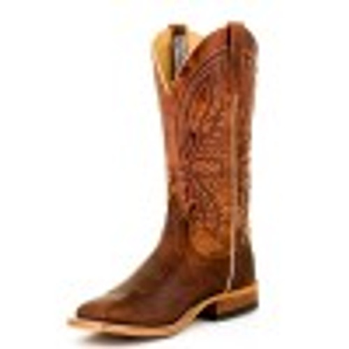 "Anderson Bean Mens Bison with Rust Lava 13"" Top"