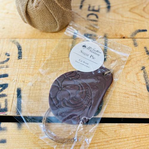 McIntire Saddlery Sugar Pie Car Scent