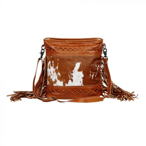 Myra Bag Fashion Creed Hair On Hide and Leather
