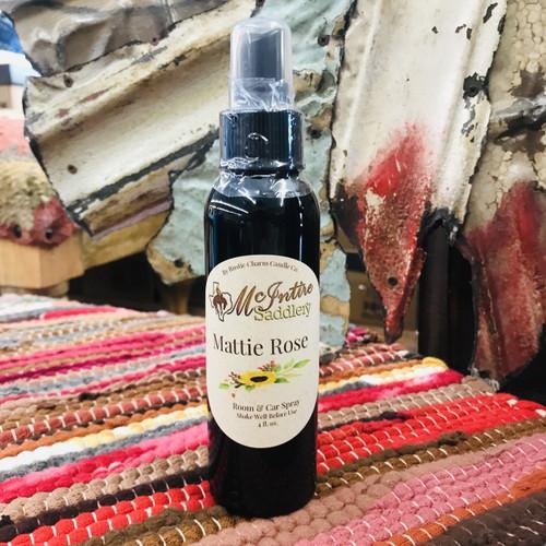 Mattie Rose Room Spray by McIntire Saddlery
