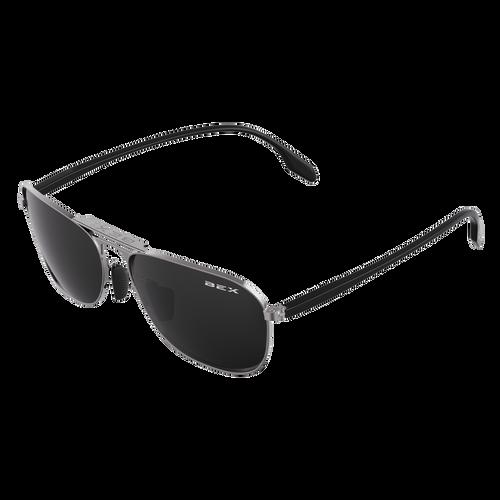 Bex Ranger X Sunglasses Silver/Gray