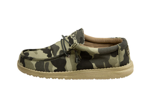 Hey Dude Wally Camo 110067003