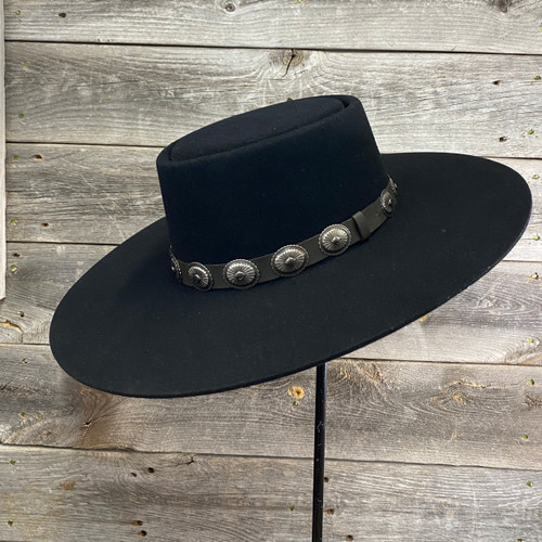 Charlie 1 Horse High Desert Black Felt Hat