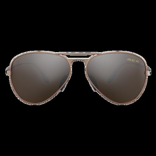 Bex Wesley X Gold Sunglasses