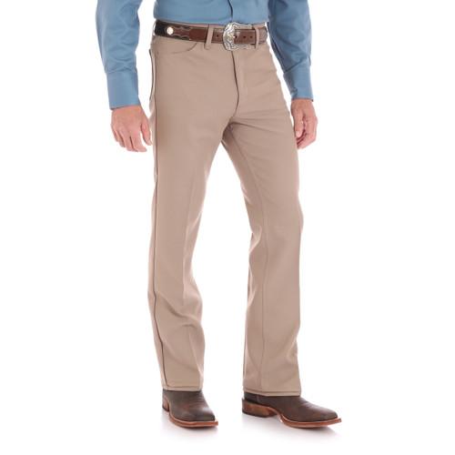 Men's Wrangler Wrancher® Dress Jean, Tan