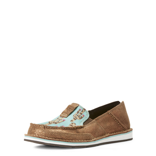 Ariat Metallic Cruiser, Leopard Cactus