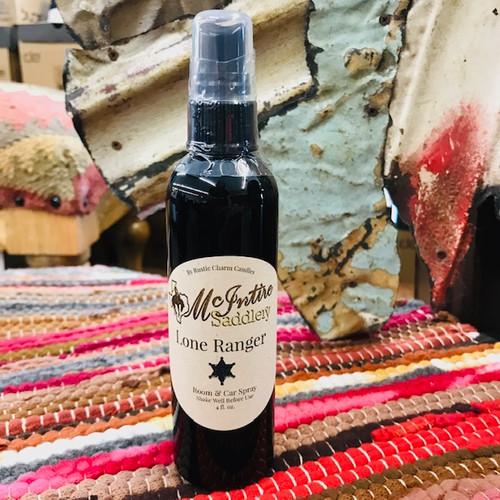 McIntire Saddlery Lone Ranger Room Spray