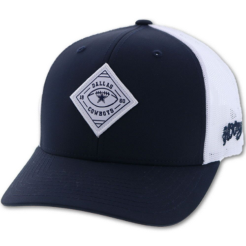 Dallas Cowboys x Hooey Navy Snapback