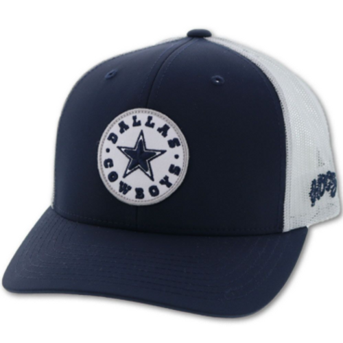 Dallas Cowboys x Hooey Navy/Gray Snapback
