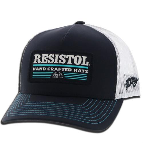 Resistol Snapback Cap by Hooey, Navy