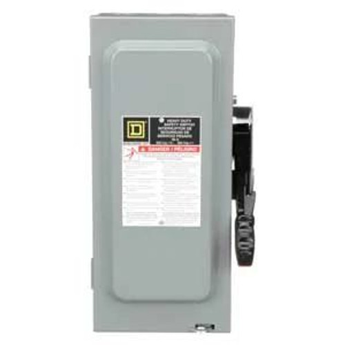Square D H361N Heavy Duty Safety Switch