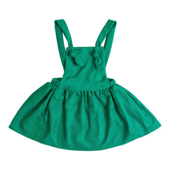 Spruce pinafore