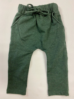Forest green jogger