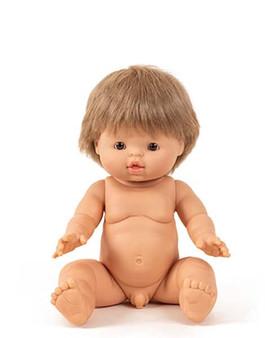 Achille Minikane Boy Doll