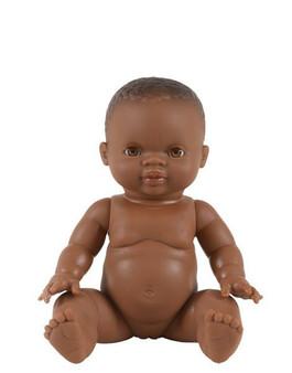 Minikane Little African Girl with Honey Eyes