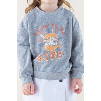 Livin On The Brightside Pullover