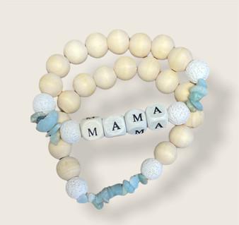 Mama Bracelet Stack