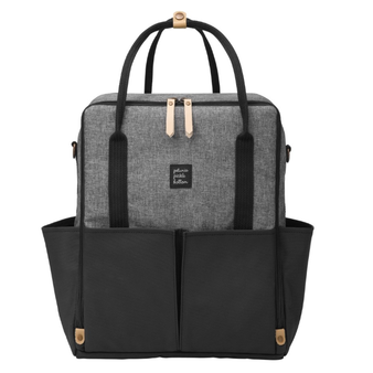 Graphite and Black - Intermix Backpack