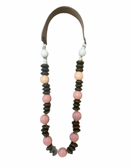 Dylan Beaded Necklace