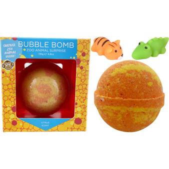 Zoo Animal Surprise Bath Bomb