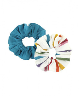2-pack harvest rainbow scrunches