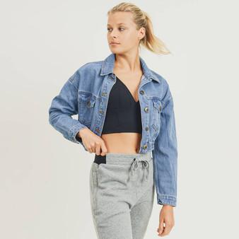 Backstreet denim jacket