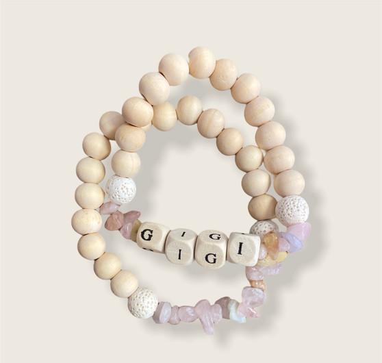 Custom bracelet stack
