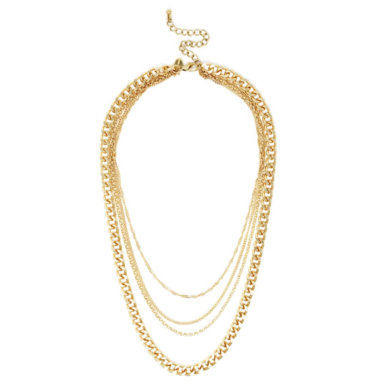 Layer Me Chain Necklace