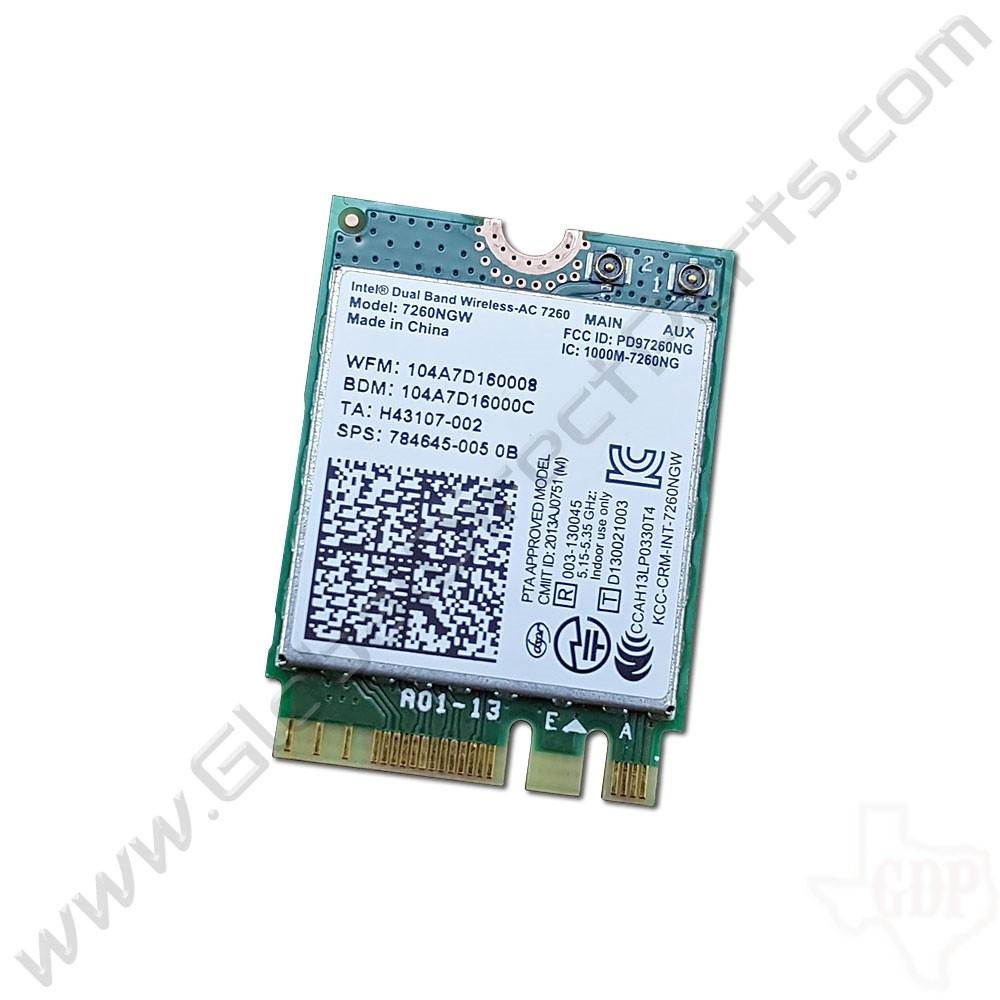 OEM Chromebook Wi-Fi PCB [7260] [784645-005]