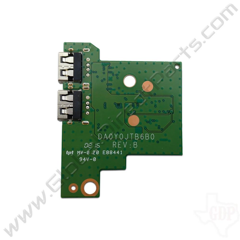 OEM HP Chromebook 14-AK013DX, G4 USB PCB [830873-001]