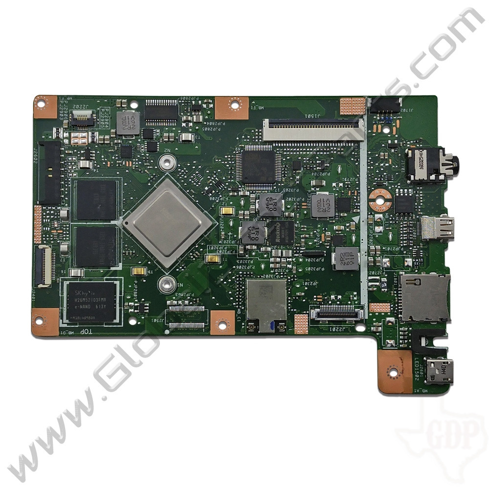 OEM Asus Chromebook C201P Motherboard [2GB]