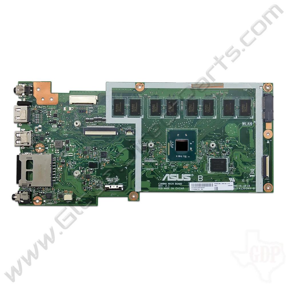 OEM Asus Chromebook C300M Motherboard [4GB]