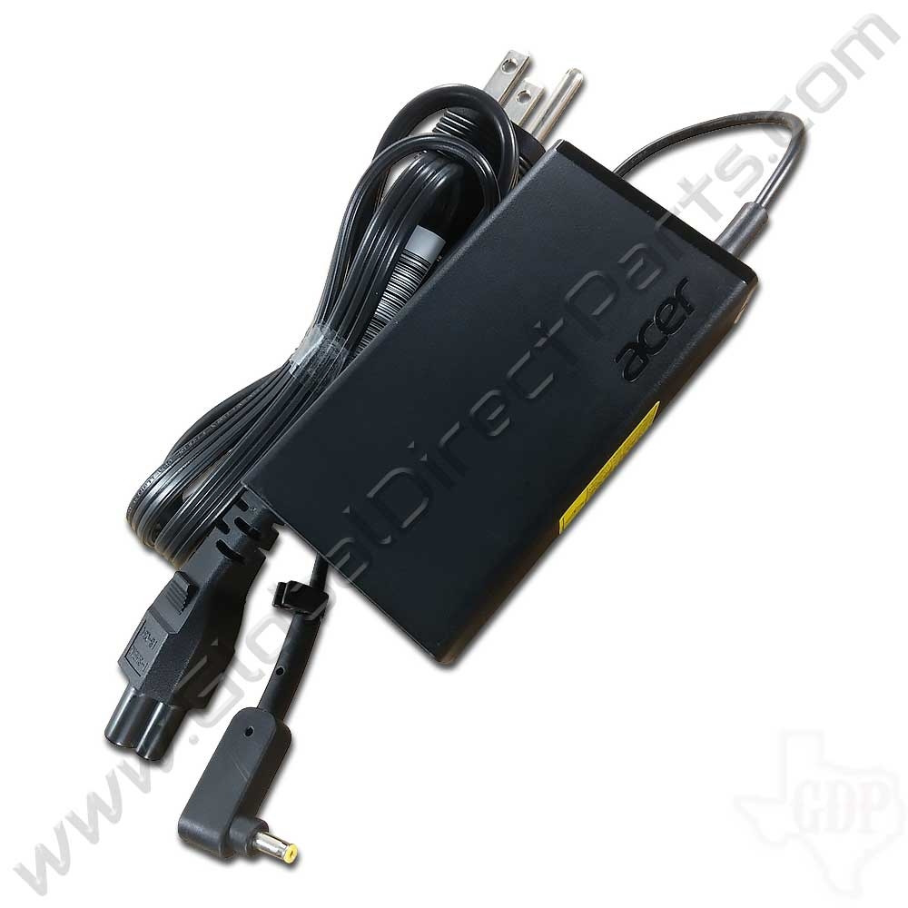 OEM Acer Chromebook C720, C720P, C730, C740 Charger Set [A11-065N1A]