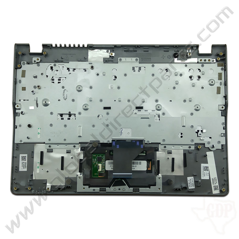OEM Reclaimed Acer Chromebook C740 Keyboard with Touchpad [C-Side] - Gray [EAZHN010010]