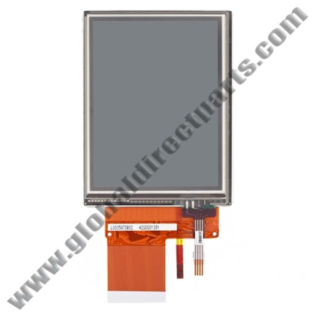 OEM Dell Axim X5, Symbol PPT8846, PPT8800, Acer N10, Datalogic Viper 9600 LCD & Digitizer Assembly [LQ035Q7DB02D]
