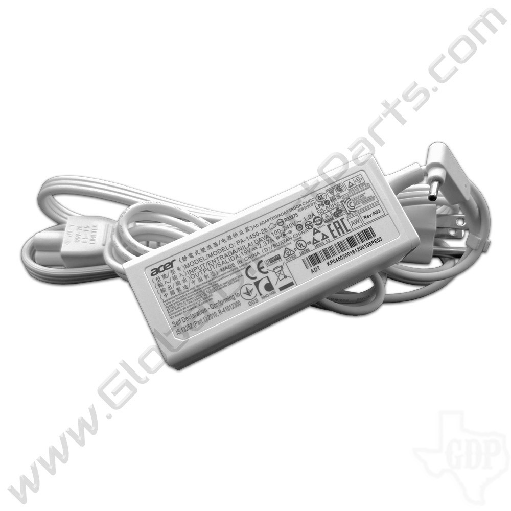 OEM Reclaimed Acer Chromebook 11 Charger Set [PA-1450-26]