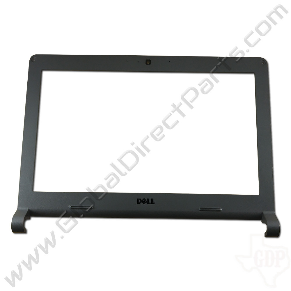 OEM Reclaimed Dell Chromebook 11 CRM3120 LCD Frame [B-Side] - Black [Non-Touch]