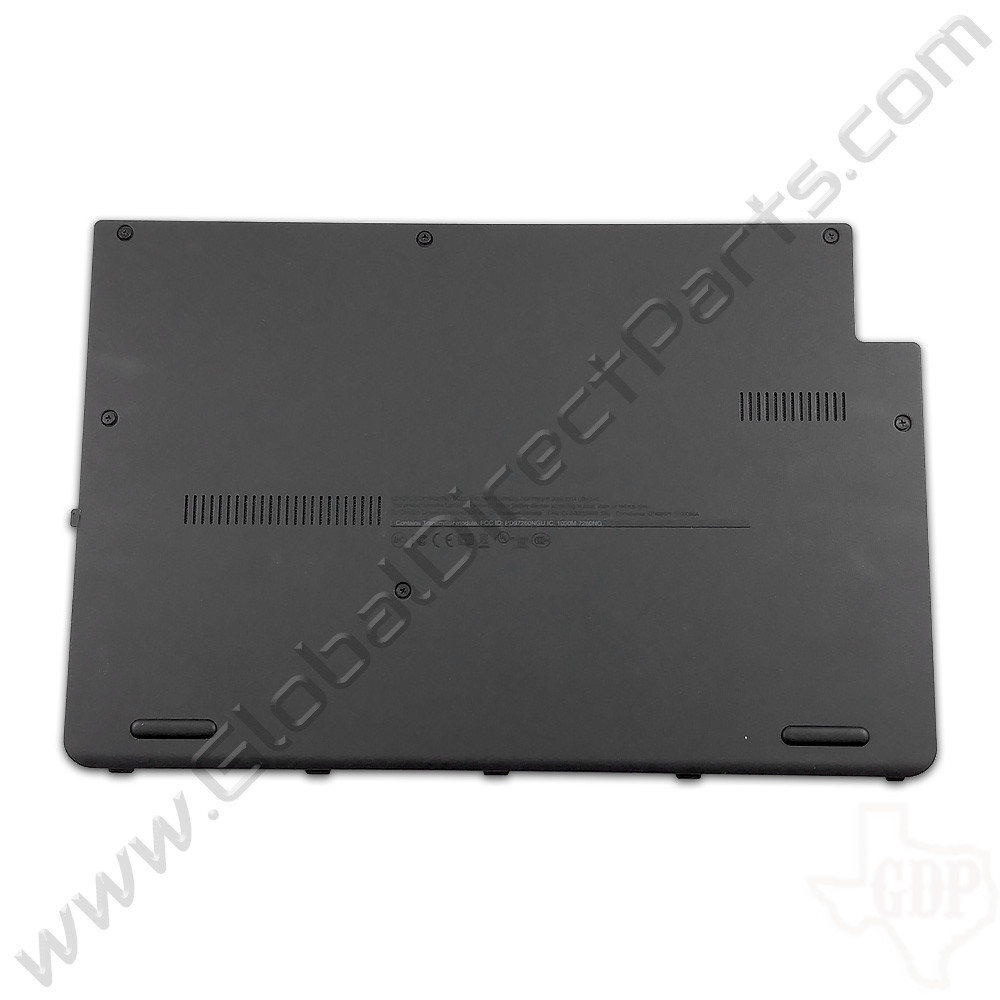 OEM Lenovo ThinkPad 11e, Yoga 11e Chromebook Bottom Cover [E-Side] - Black