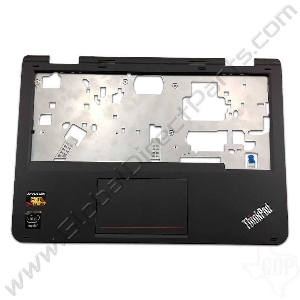 OEM Reclaimed Lenovo ThinkPad 11e, Yoga 11e Chromebook Housing with Touchpad [C-Side] - Black
