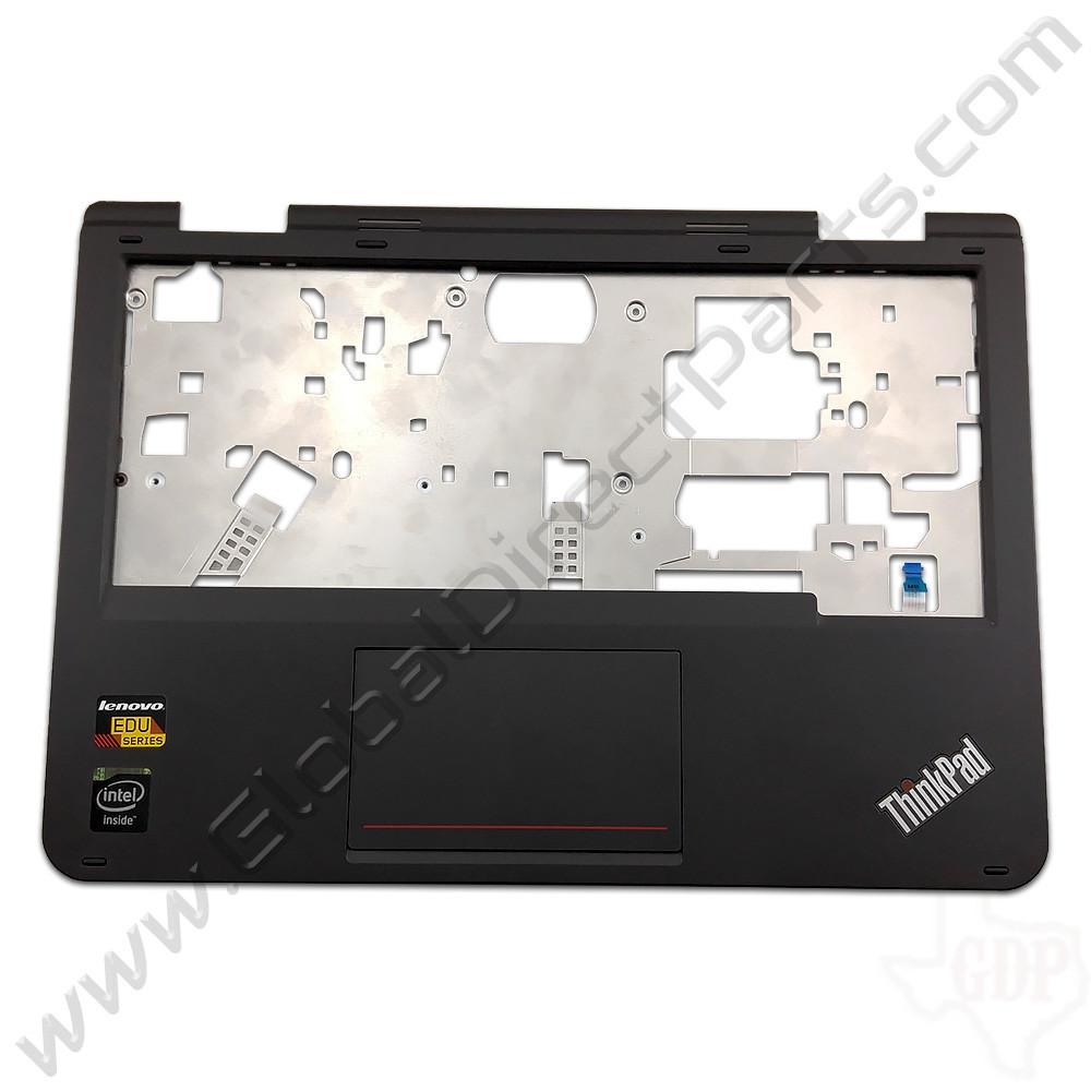 OEM Lenovo ThinkPad 11e, Yoga 11e Chromebook Housing with Touchpad [C-Side] - Black [38LI5TALV10]