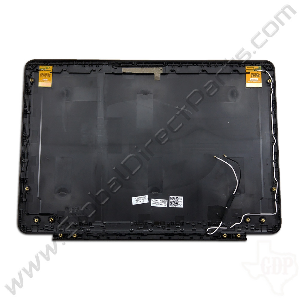 OEM Reclaimed Samsung Chromebook 3 XE500C13 LCD Cover [A-Side] - Black [BA98-00601A]